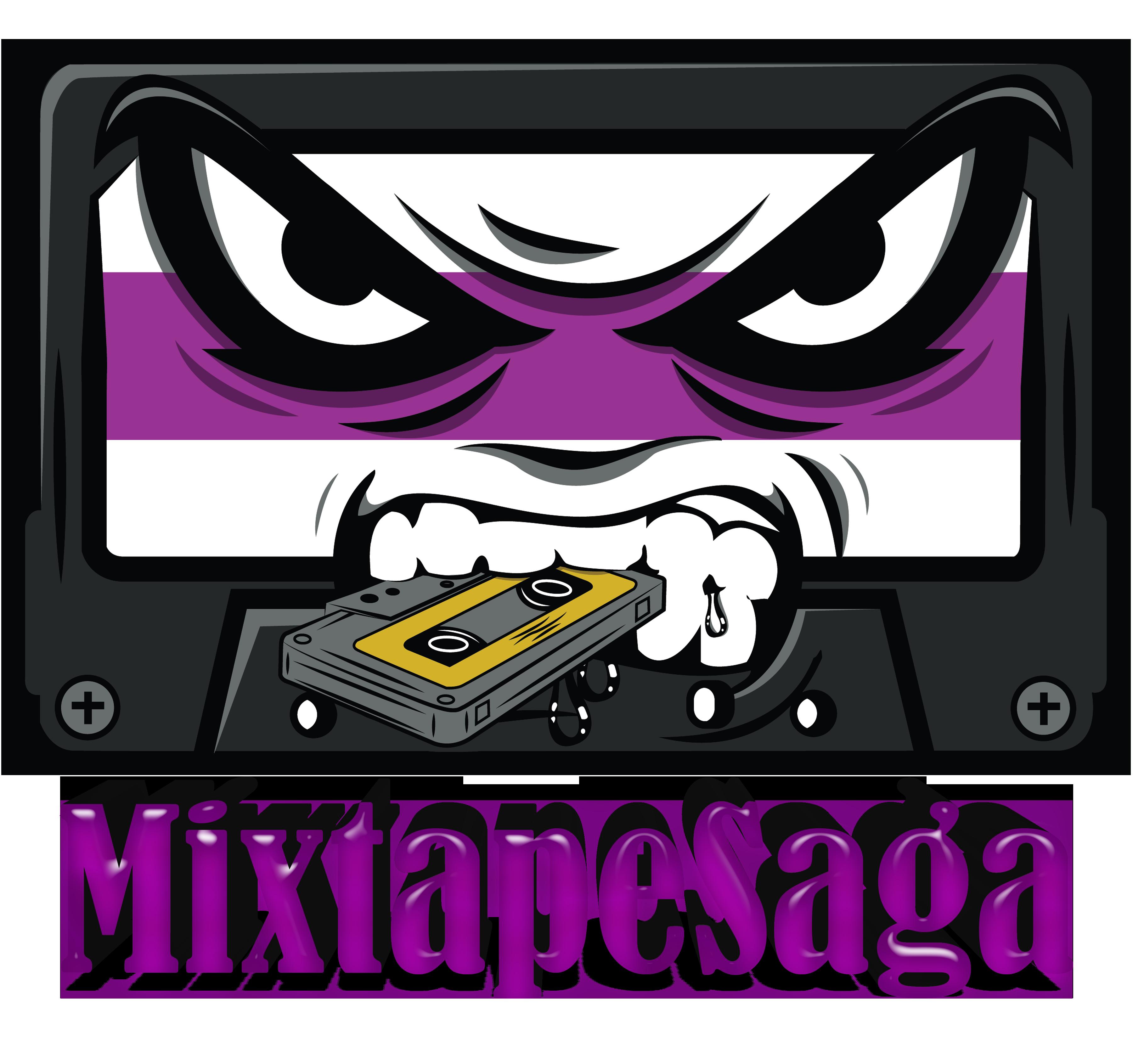 MixtapeSaga Logo