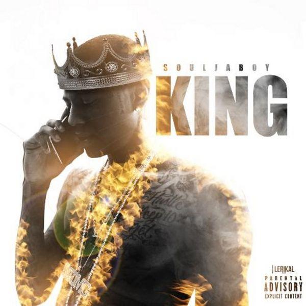 Soulja Boy - King Cover Art