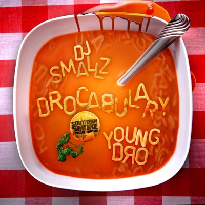 Young Dro - Drocabulary Cover Art