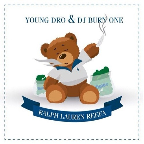 Young Dro - Ralph Lauren Reefa Cover Art