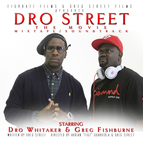 Young Dro - Dro Street Cover Art