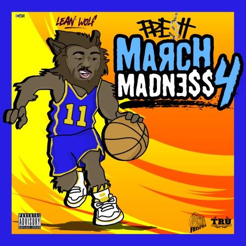 Fresh aka Short Dawg - March Madness 4 Cover Art