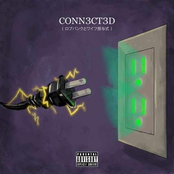 WifisFuneral & Robb Bank$ - Conn3ct3d Cover Art