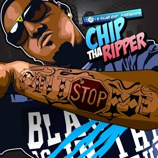 Chip Tha Ripper - Can't Stop Me Cover Art