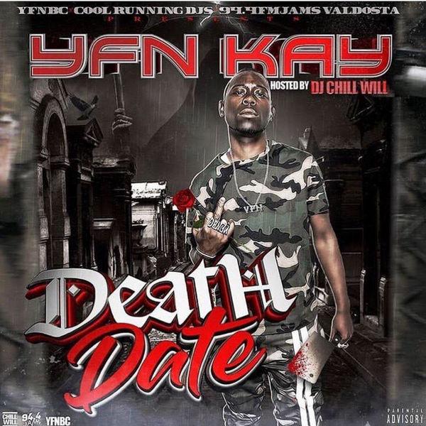 YFN Kay - Death Date Cover Art