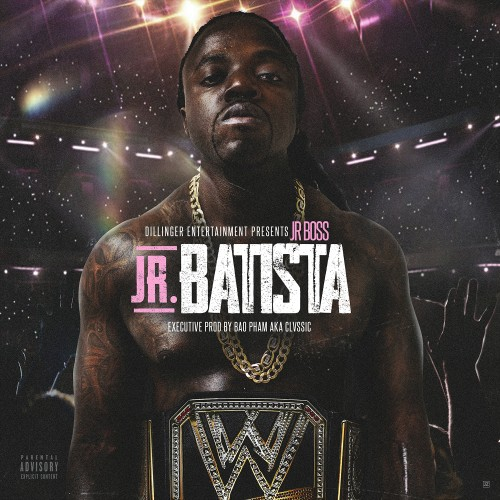 Jr. Boss - Batista Cover Art