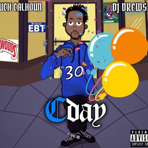 Cruch Calhoun - CDay Cover Art