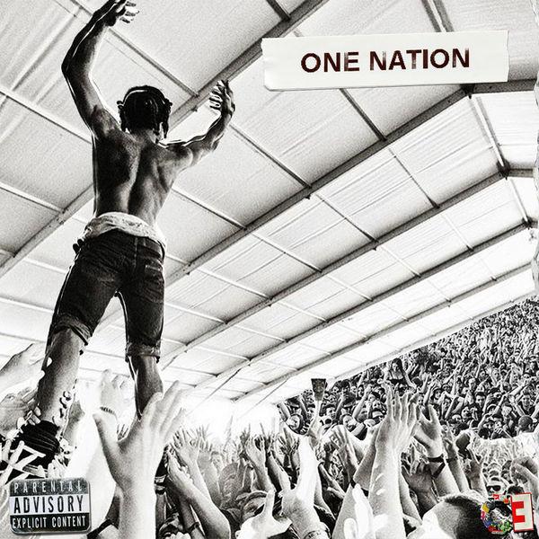 Marty Baller - One Nation Cover Art