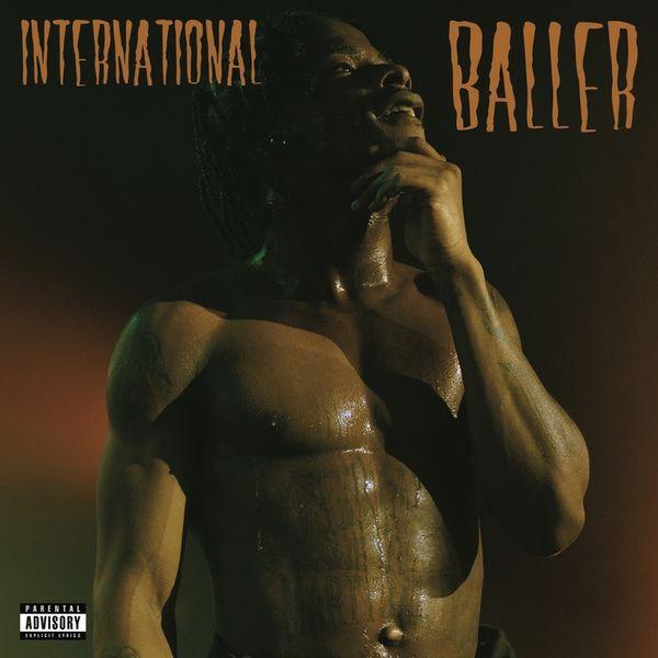 Marty Baller - International Baller Cover Art