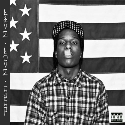 A$AP Rocky - LiveLoveA$AP Cover Art