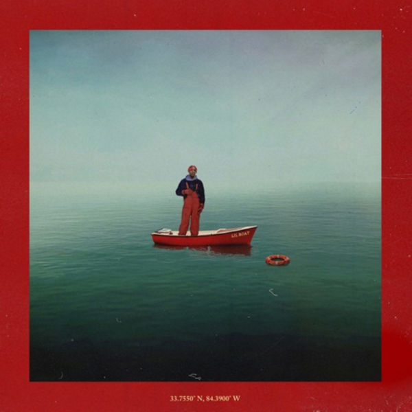 Lil Yachty - Lil Boat Cover Art
