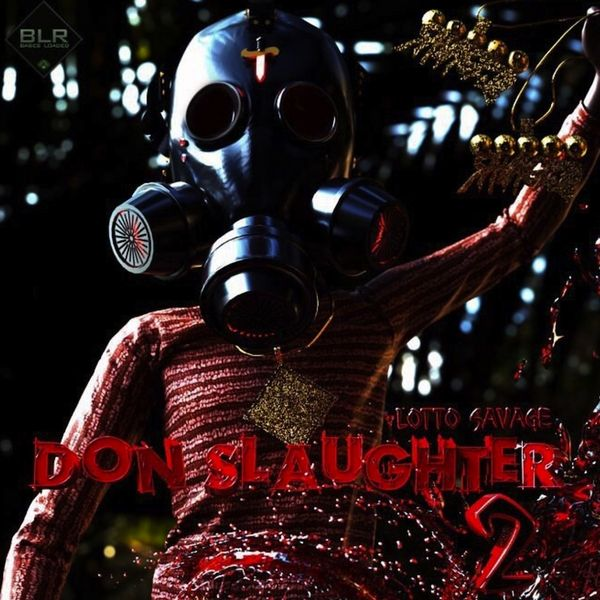 Lotto Savage - Don Slaughter 2 Cover Art