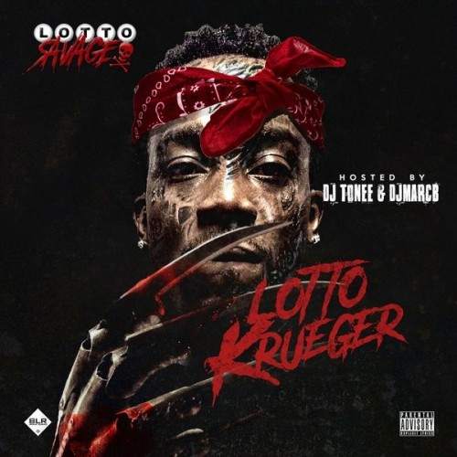 Lotto Savage - Lotto Kruger Cover Art