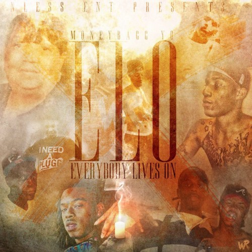 Moneybagg Yo - ELO (Everybody Lives On) Cover Art