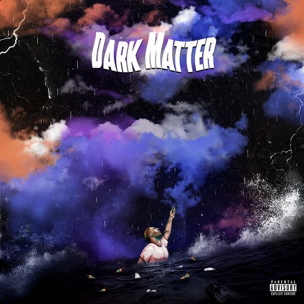 Rah-C - Dark Matter Cover Art