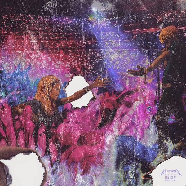 Lil Uzi Vert - Luv Is Rage Cover Art