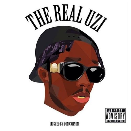 Lil Uzi Vert - The Real Uzi Cover Art