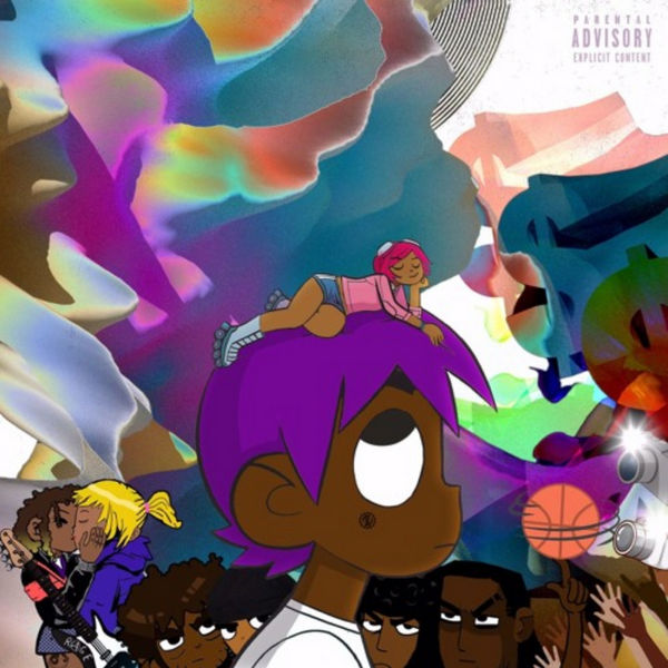Lil Uzi Vert - Lil Uzi Vs The World Cover Art
