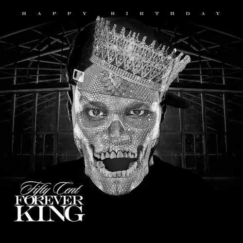 50 Cent - Forever King Cover Art