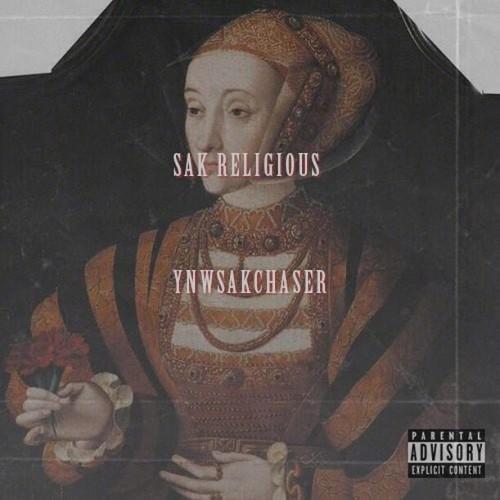 YNW Sakchaser - Sak Religious Cover Art