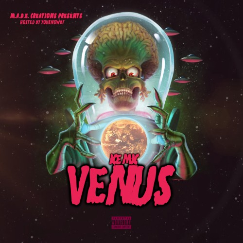 Ice Mic - Venus Cover Art