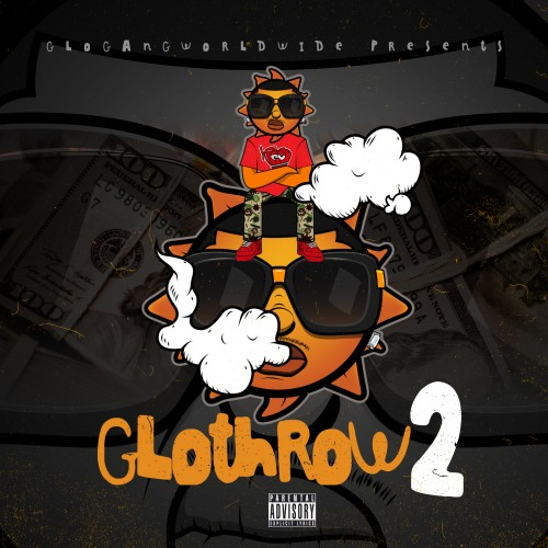 Throwback - GloThrow 2 Cover Art
