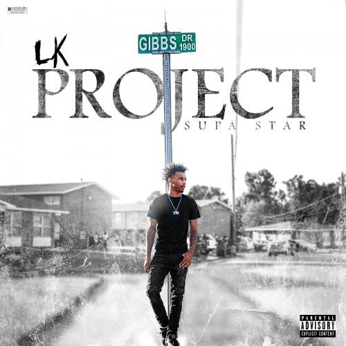 LK Snoop - Project Supa Star Cover Art