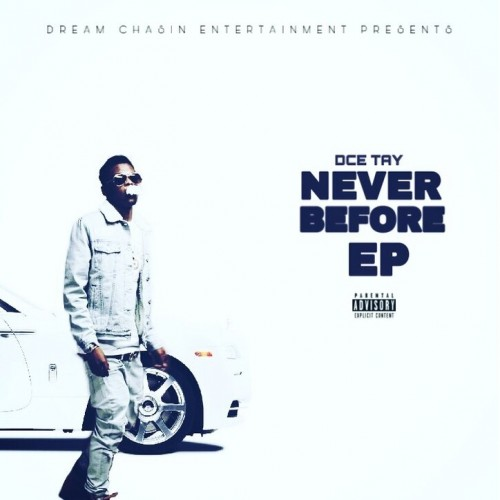 DCE Tay - Never Before Cover Art