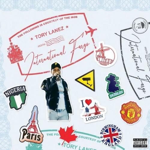Tory Lanez - International Fargo Cover Art