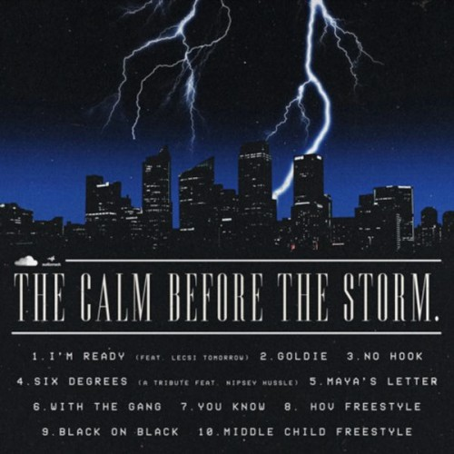 MB3FIVE - The Calm Before The Storm Cover Art