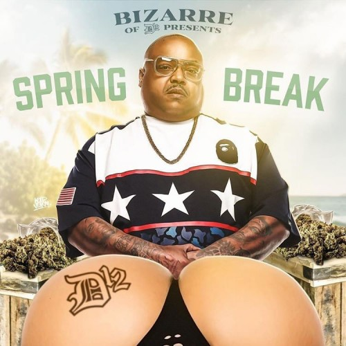 Bizarre - Spring Break Cover Art