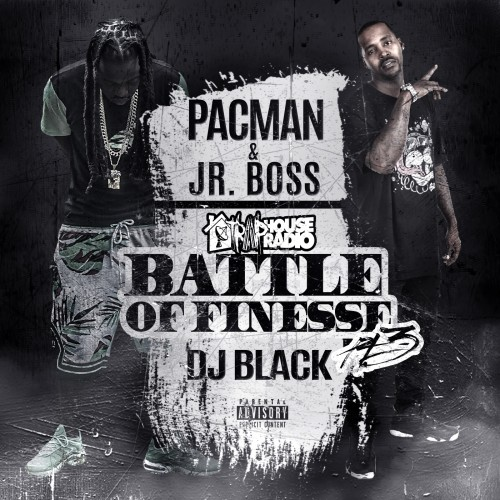 Pacman & Jr. Boss - Battle Of Finesse Pt. 3 Cover Art