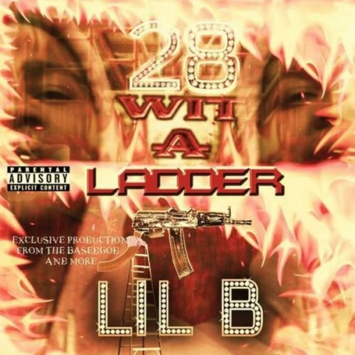 Lil B - 28 Wit A Ladder Cover Art