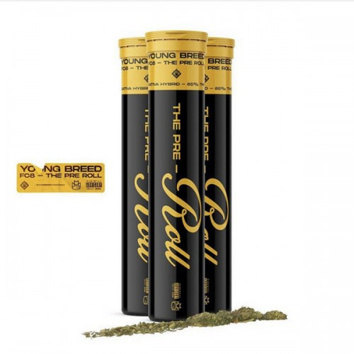Young Breed - The Pre Roll Cover Art