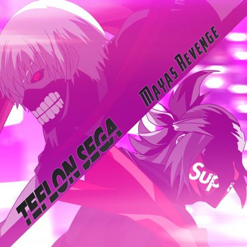 Teflon Sega - Maya's Revenge Cover Art