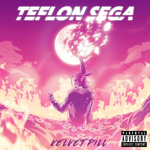 Teflon Sega - Velvet Pill Cover Art