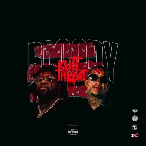 Bloody Jay - Bloody Kutt Throat Cover Art