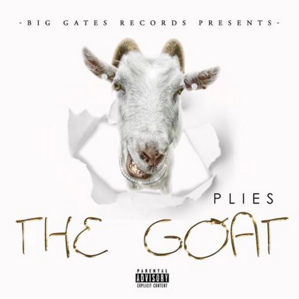 Plies - The Goat Cover Art