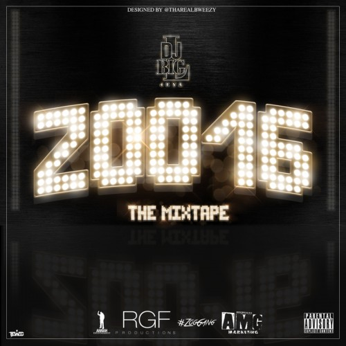 Various Artists - Zoo 16: The Mixtape Cover Art