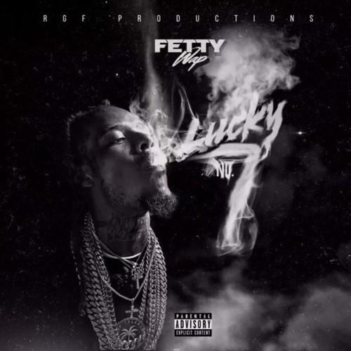 Fetty Wap - Lucky Number 7 Cover Art