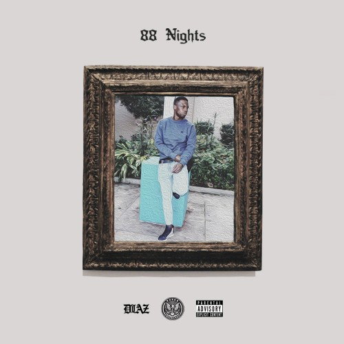 88 Nights - 88 Nights EP Cover Art