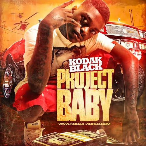Kodak Black - Project Baby Cover Art