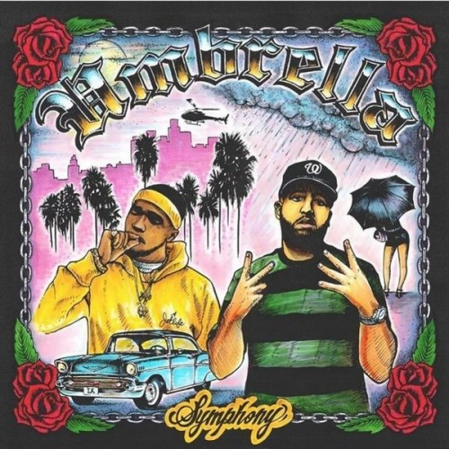Curren$y, LNDN Drugs & Jay Worthy - Umbrella Symphony Cover Art