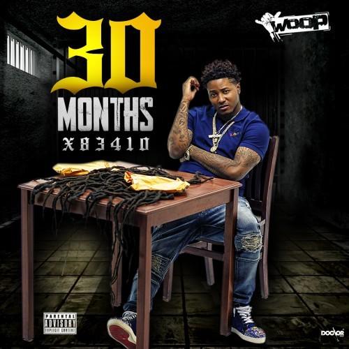 Woop - 30 Months Cover Art