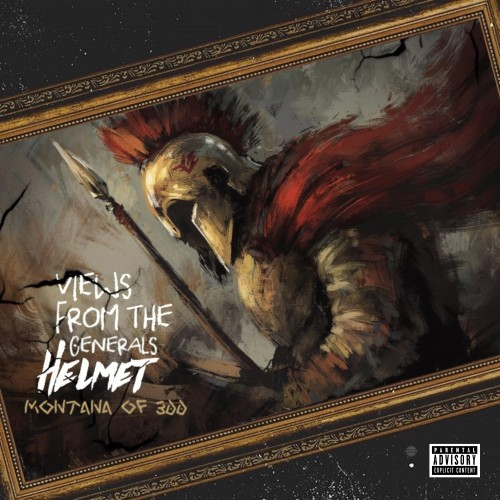 Montana Of 300 - Views From The General's Helmet Cover Art