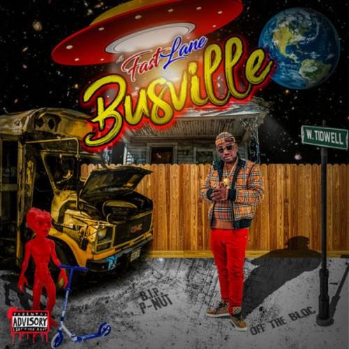 OTB Fastlane - Busville Cover Art