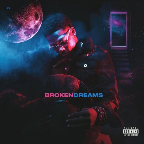 2FeetBino - Broken Dreams Cover Art