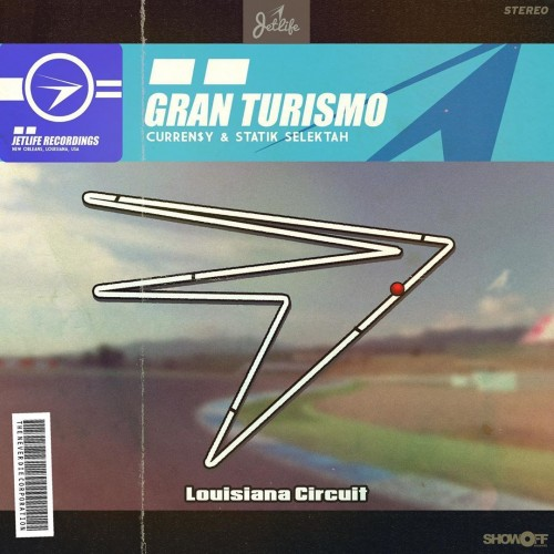 Curren$y & Statik Selektah - Gran Turismo Cover Art