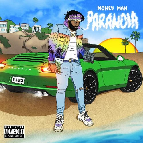 Money Man - Paranoia Cover Art