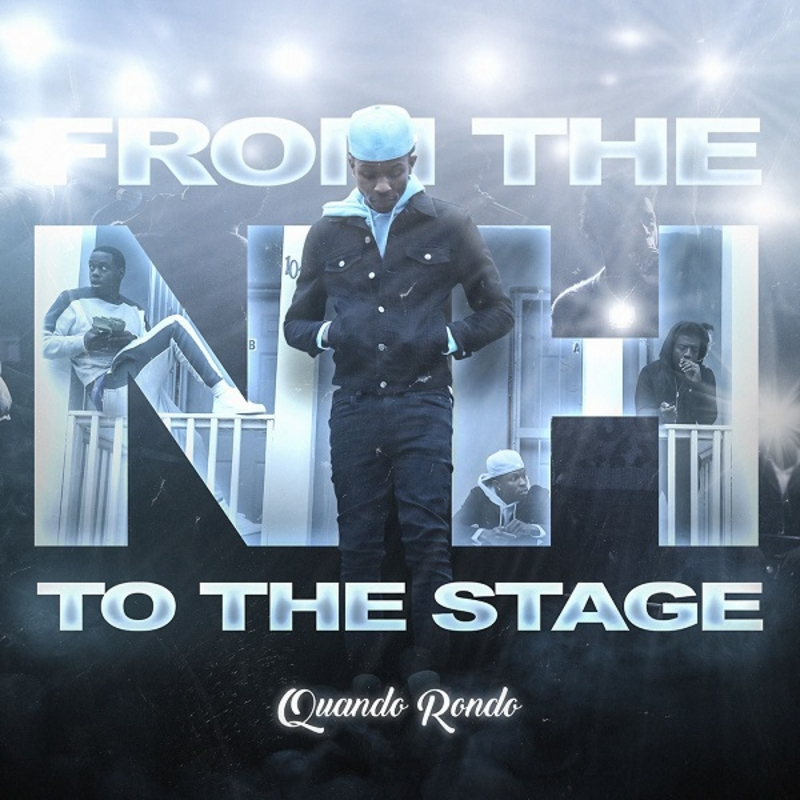 Quando Rondo - From the Neighborhood to the Stage Cover Art